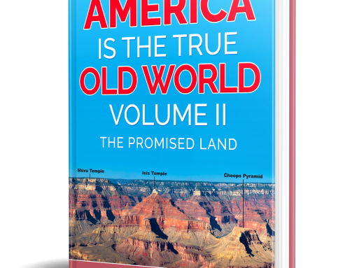 America is the True Old World, Vol. II (Ebook)